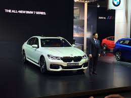 new car launches bmwAuto Expo 2016 BMW 7Series and X1 launched in India  Pitstop