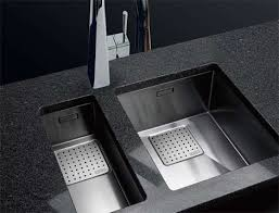 Franke Peak Sink Collection  New Luxury Kitchen Sinks For 2010Luxury Kitchen Sinks