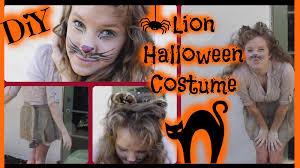 diy lion costume with diy haley lynne you