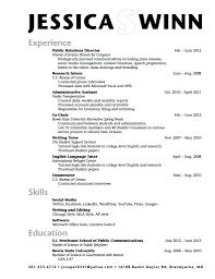 97 Sample Resume For College Admission Sample Resume For College