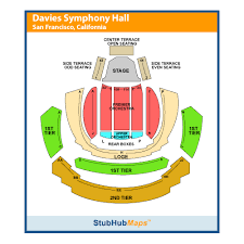 Louise M Davies Symphony Hall San Francisco Event Venue
