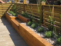 Small Picture Raised Bed Ideas Raised Bed Built With Wood 10 Inspiring Diy