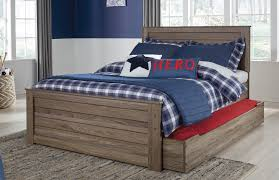 javarin full panel bed with trundle dallas tx kids bed
