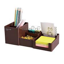 office pen holder. Sky Pen Holder Office; Type Desktop Stationery Storage Box Card Multifunction; Student Office Supplies; Creative U