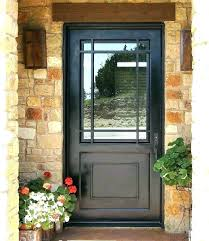 glass front door curtains black doors with half exterior windows etched entry frosted that have open