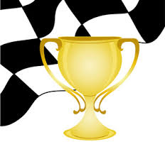 Image result for trophy drawing auto racing