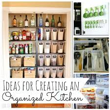 Organize Kitchen Cabinets Organizing Food Lazy Susan Pinterest