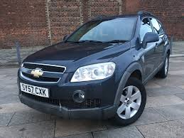 Used Chevrolet Captiva Suv 2.0 Vcdi Lt 5dr in Greenock ...