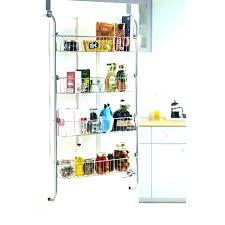 closet door organizer rack over the door basket storage over the door storage baskets closet door