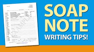 How To Write A Soap Note Soap Note Writing Tips For Mental Health Counselors Youtube