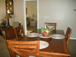 Dining Table closeup Ruby Snyder Real Estate Property Management