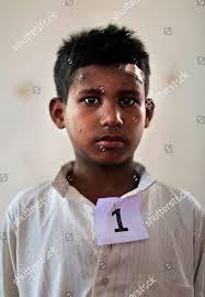 Frayer Boy Young Indian Bonded Child Laborer Mohammad Ishitiyak