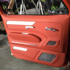 Perfection! These door panels came out great! #tre5customs ...