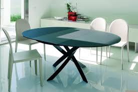 Barone Ext Table Ronde Extensible Structure Laqu E En Gris Pin Table Ronde Avec Rallonge Design Images On Pinterest