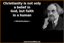 Gandhi Quotes On Christianity Best Of Christianity Is Not Only A Belief In God But StatusMind