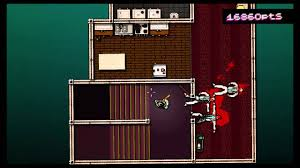 Hotline Miami - Lethal Doors - YouTube