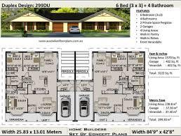3222 sq feet 299 30 m2 duplex house
