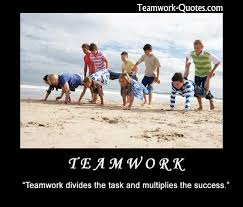 Inspirational Teamwork Quotes Extraordinary Strong Motivational Teamwork Quotes On QuotesTopics
