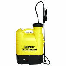 garden pump sprayer. Hudson-NeverPump Garden Pump Sprayer H