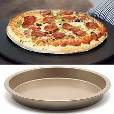 Home Life Mall Thép Carbon Không Dính Pizza Pan Lò Nướng Khay Nướng Khuôn  Bánh Khuôn Gà Tấm