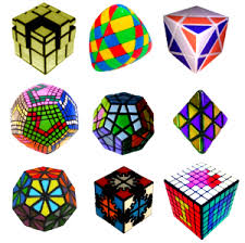 Rubik's Cube Patterns