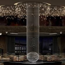 fiber optic lights fiber optic lights crystal light hotel lobby chandelier led fiber optic chandelier fiber engineering ktv ligh in on