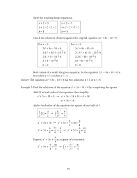 algebra worksheets 280978 grade 9 mathematics unit 1 quadratic equations