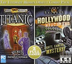 It's time to relieve yourself from the stress by exercising your mental abilities. Buy Encore Hidden Mysteries Titanic Hollywood Mysteries 2 Pack Win Pc Online At Low Prices In India Encore Video Games Amazon In