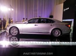 new car launches malaysia 2013New Lexus LS Unveiled in Malaysia with LS460 LS460L LS460 F