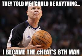 Predicting the Worst Referee in the NBA 2014-15 | Sports Unbiased ... via Relatably.com