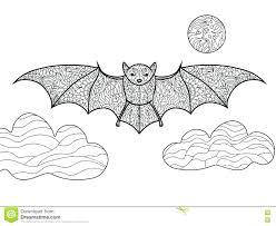 Bat Coloring Picture Bat Coloring Page Fruit Bat Coloring Picture