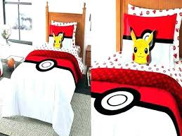 pokemon bed set fascinating bedding full full size bedding bed set queen best of bed in