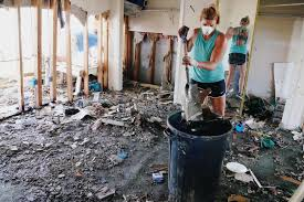 large swath of florida panhandle suffering days after hurricane michael