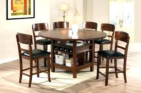 round kitchen table sets wood dining room superb tables farmhouse solid set malaysia