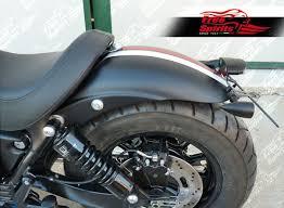 america speedmaster fiber short rear fender