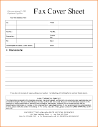 Printable Fax Cover Sheet Medical Download Them Or Print