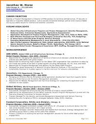 9+ resume for management positions