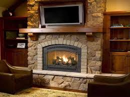 direct vent stone fireplace photos | 18 Photos of the Direct Vent Fireplace  Installation