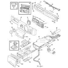 crosley washer parts model cfw7700lw0 sears partsdirect control panel