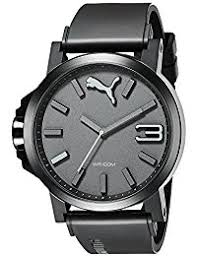 puma watches online buy puma watches at best prices in puma analog black dial men s watch pu102941001