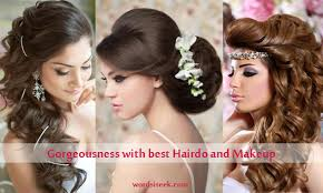 elevate your gorgeousness with best hairdo and makeup for prom