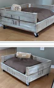 rustic wood furniture ideas. diy doggie bedperfect comfy area just for tilly in the living room rustic wood furniture ideas