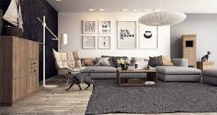Cozy Modern Living Room Design Home Design Ideas