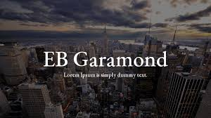 Download Garamond Eb Garamond Font Family Download Free For Desktop Webfont