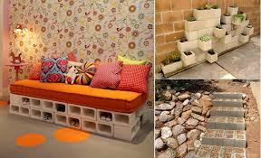 10 Creative Ideas to Decorate with Concrete Blocks