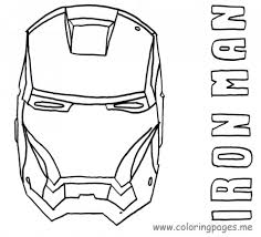 Small Picture Iron Man Coloring Pages Best Coloring Page