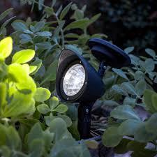 Moonrays 95022 Sagauro LED Deck Light And Outdoor SolarPowered Solar Powered Garden Lights Uk
