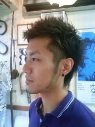 ツーブロックショート 今流行りの髪型メンズヘアスタイル Naver