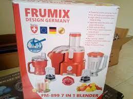 Get frumix 7 in 1 blender @17000... - Royol land ventures