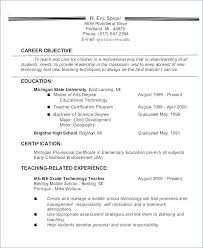 The Best Objective Statements For Resume Best of Good Resume Objective Statements Professional Objectives For Best